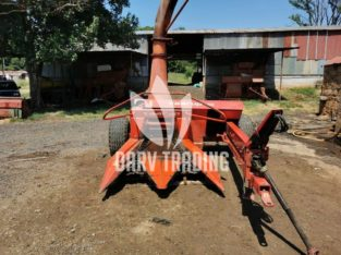 Taarup 622 – 2 Row Silage Cutter With grass head
