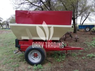3xTon Rovic lime Spreader