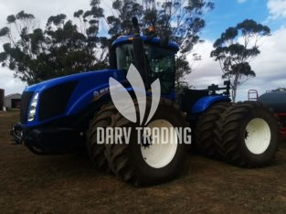 New Holland T9 615