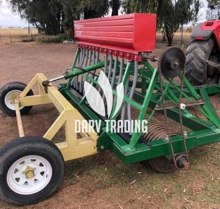 Bramley 3m Fine seed planter with roller (2-1)