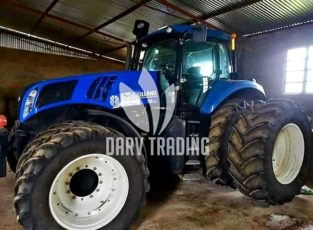 New Holland T8 390