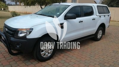 Ford Ranger 2.2 Double CAB XL