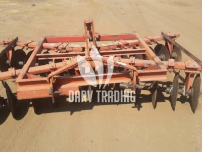 24 Disc Harrow