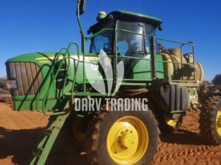 John Deere 4630 Narrows