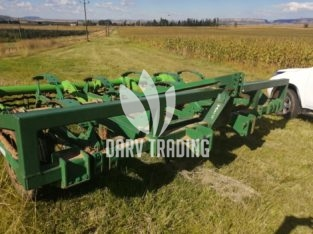 Super 19, 11 tine with protectors, without rollers