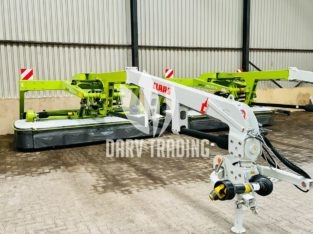 2017 Model Claas Disco 3600 TRC Cutter / Crusher for sale
