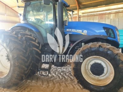 2019 Model New Holland T 7060