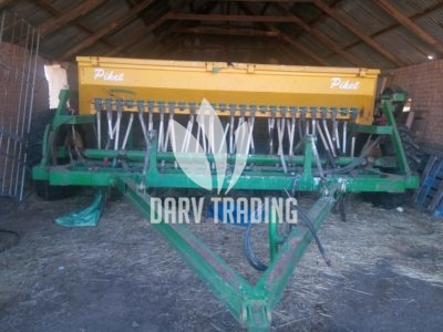 Piket Fineseed Planter 21row