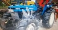 2004 Model New Holland 6610 with 650 Spartan Crane