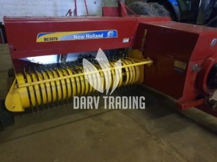 New Holland BC5070 Baler for sale