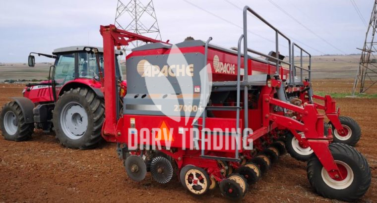 2016 Model Apache 27000+ planter with Agrotax monitor 10row x 76cm/52,5 for sale