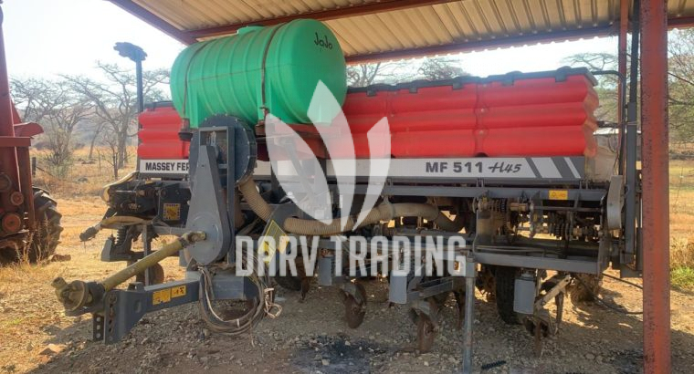 6row 76cm Vacuum Planter No till with dicky john monitor for sale